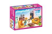 PLAYMOBIL Playmobil 5308 : dollhouse : salon avec poêle à bois