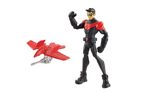 Mattel Figurine Batman Basic : Nightwing