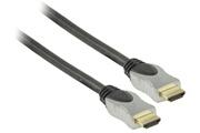 Hq Cable HDMI® de grande qualite et haut debit 0.75 m