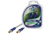 Hq Standard s-video male - cable s-video male 0.75 m