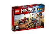Lego Lego 70600 ninjago : la poursuite en moto des ninja