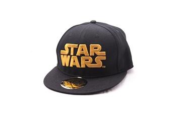 Casquette Star Wars Classique : Noire