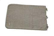 Eveil Et Nature Housse matelas à langer Coton bio 50x70 cm Taupe