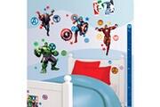 Walltastic 66 stickers avengers marvel walltastic