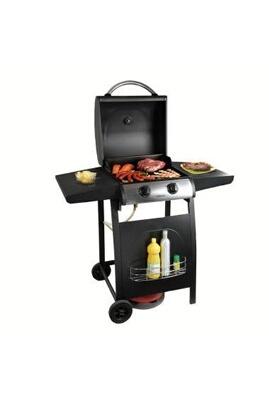 Be Nomad Barbecue gaz sur pieds 2 brûleurs doc151