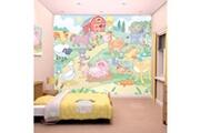 Walltastic Papier peint bébé animaux de la ferme walltastic 305x244 cm