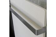 Valderoma Barre inox 51 cm pour radiateur Valderoma