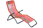 Marque Inconnue M9741 : o'sun chaise longue en acier