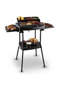 One Concept Dr. Beef II Grill de table électrique Barbecue sur pied 2000W