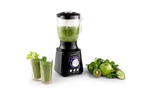 KLARSTEIN Herakles Mixeur green smoothie 1000W 1,5 litre acier