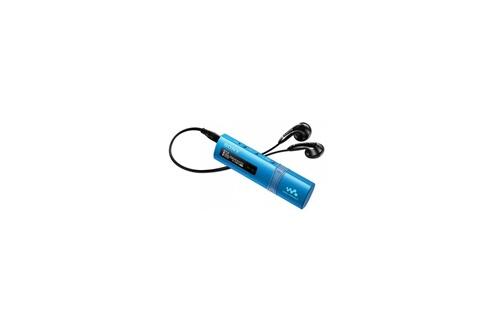 Sony SONY NWZB 183 FL Baladeur audio mp3 - 4 Go - Tuner FM - Bleu