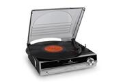 Auna Platine Disque Vinyl Compacte Haut Parleur Intégré
