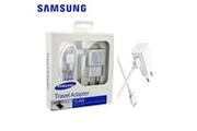 Samsung Chargeur secteur EP-TA10EWEQG pour Samsung Note 3 -blanc