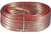 4connexx Câble pour enceinte / hp 2 x 2,5 mm² 10 m CB-9310
