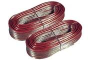 4connexx Câble enceinte / hp 2 x 1,5 mm² 2 x 10m CB-8810