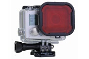 Polar Pro PPAQUA2 Glass Filter compatible HERO3+/4 - Boitier Standard