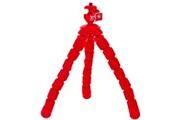Xsories BENDY Trépied Fléxible – Rouge