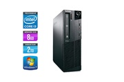 Lenovo Thinkcentre m81 - intel core i3 - 8go - 2to