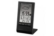 "Hama Thermomètre/hygromètre LCD HAMA ""TH-100"", noir"