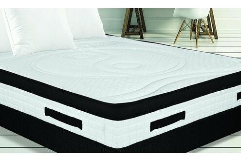 olympe literie matelas m moire de forme hypnos 180x200 cm. Black Bedroom Furniture Sets. Home Design Ideas