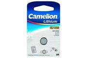 Camelion Pile bouton lithium CR1220 / Blister de 1 pile CAMELION