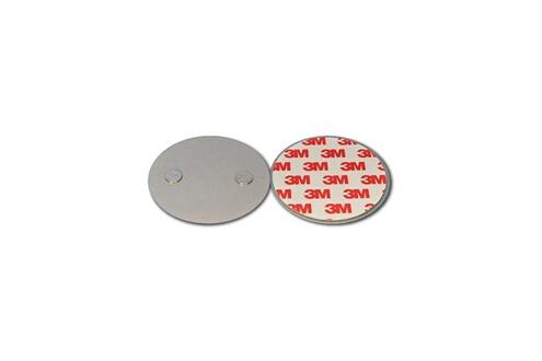 Unitec Support magnétique universel pour détecteur de fumée uniTEC
