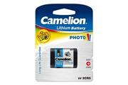 Camelion Pile photo lithium 2CR5 / 6 Volt / Blister de 1 pile CAMELION
