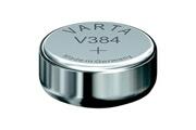 Varta Pile oxyde argent pour montres, V384 (SR41) VARTA