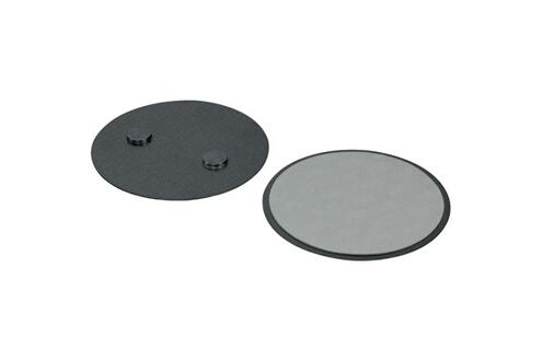 Logilink Support magnétique universel pour détecteur de fumée LogiLink