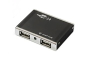 No-name Hub Usb Noir 4 Ports - 2.0