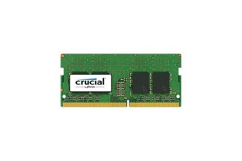 Crucial So-dimm ddr4 4 go 2400 mhz cl17 sr x16