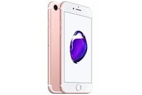 Apple Apple iphone 7 - 128go (or rose)