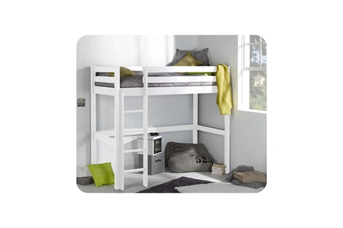 Ma Chambre D'enfant Lit enfant mezzanine cargo 90x190 cm