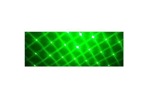 Inolights Ampoule effet Rouge & Vert 8 motifs E27 mode musical INOLIGHTS GALAXIA