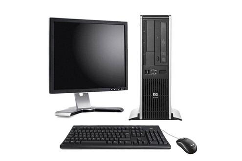 Hp Hewlett Packard DC7900 Format SFF 2.6Ghz - 4 Go - 160 Go + Ecran 17 pouces