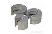 Silverline Jeu de 3 coupe-tubes compacts 15, 22 et 28 mm SILVERLINE 675292