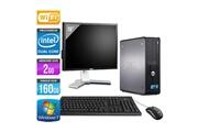 Dell 780 - core duo - 160go - wifi + ecran 19''
