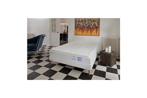 benoist belle literie ensemble san francisco taille 160 x 200 cm. Black Bedroom Furniture Sets. Home Design Ideas
