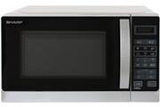 Sharp Sharp R-642(IN)W - Four micro-ondes grill - pose libre - 20 l - 800 Watt - argenté(e)