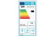 Beko Refrigerateurs 1 porte RSNE 445 E 33 W