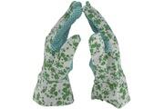 Cap Vert CAP VERT - Gants de rempotage avec picots - à fleurs - Taille 7
