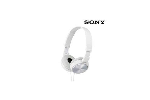 1206 Casque Audio Nomade Sony MDRZX310