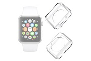 Dok Phone Iwatch 42mm etui coque de protection transparent