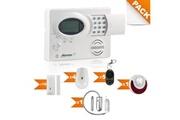 ATLANTIC'S ST-III - Alarme maison sans fil Kit 8