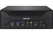 SHUTTLE Ordinateur pc shuttle xh110 noir socket 1151 cpu-dépendante