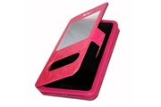 PH26® HP Elite x3 Etui Housse folio à fenêtres fushia de qualité by PH26®