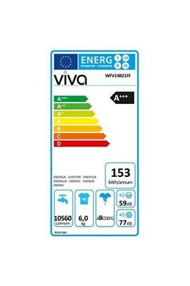 Viva Lave linge Viva WFV14B21FF 6kg