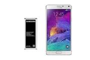 Samsung Sparfix® - original samsung galaxy note 4 sm-n910 batterie 3220 mah 3.85v li-ion 12.40wh eb-bn910bbe
