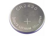 CONECTICPLUS Pile bouton lithium cr2430 3v
