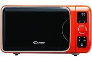 Candy Candy EGO G25DCO - Four micro-ondes grill - pose libre - 25 l - 900 Watt - orange métallis